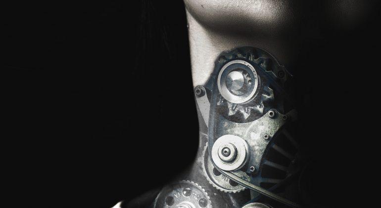 robot empleo
