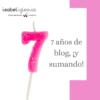 celebración blog